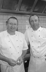 Nos chefs de cuisine