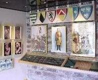 Maison des châteaux forts à Obersteinbach