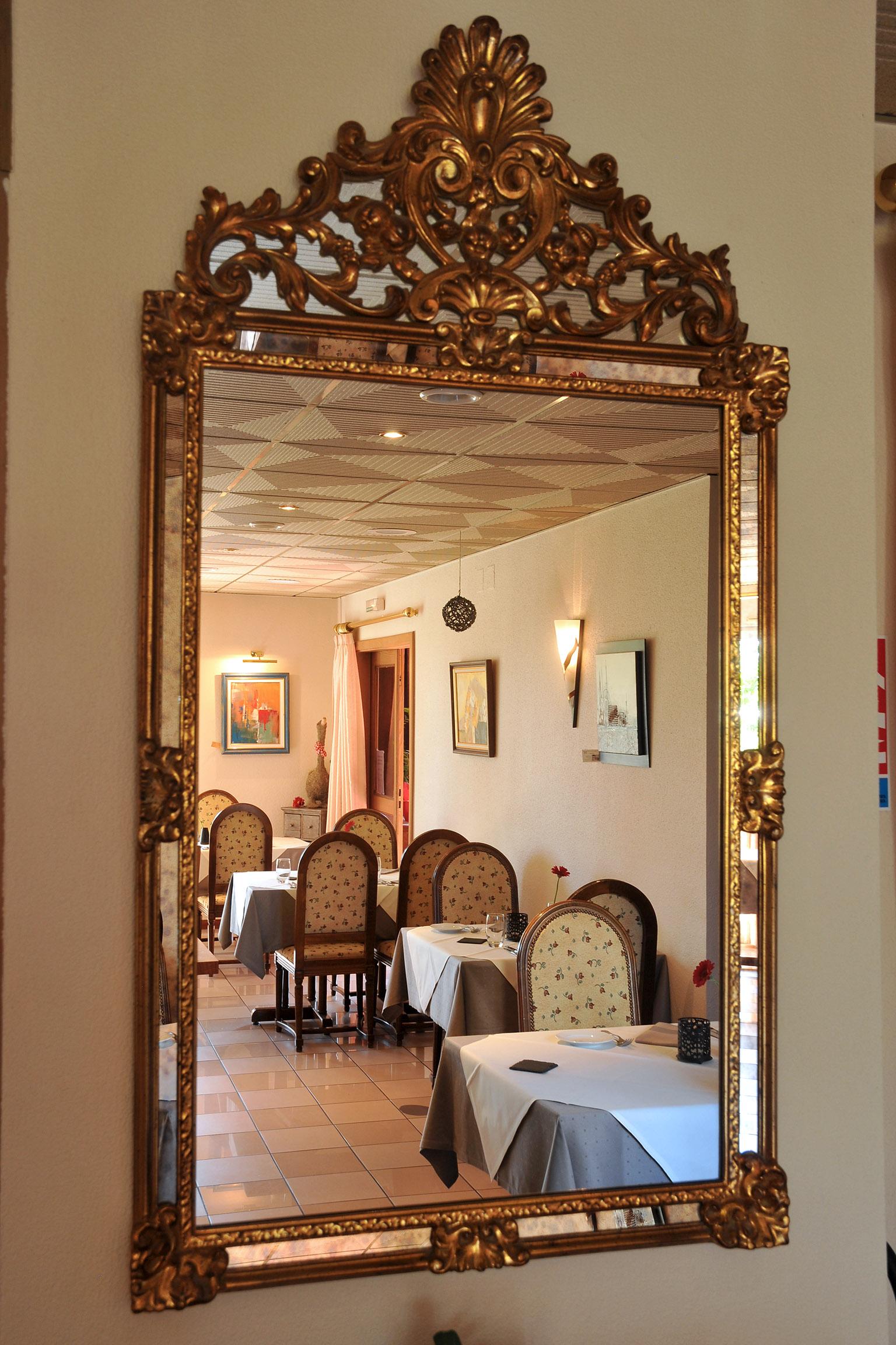 Le restaurant Ritter'Hoft