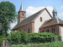 """Das Museum  """"Götter, Göttinnen und Wallfahrtskirchen der Nordvogesen """" in Langensoultzbach"""