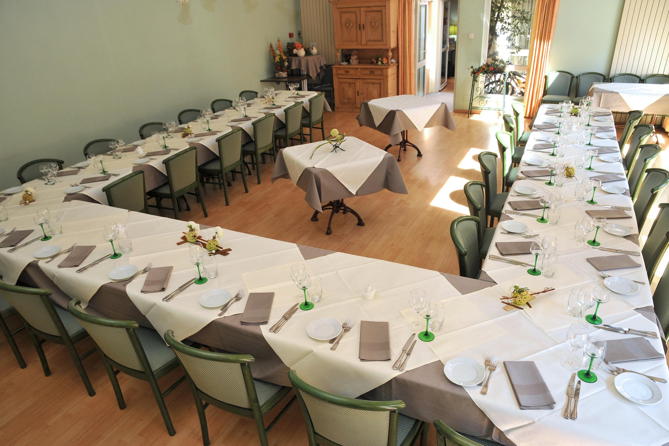 Ritter'Hoft Morsbronn Banquet