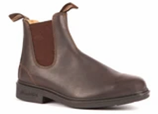 Blundstone 067 Chisel Toe Dress Stout Brown