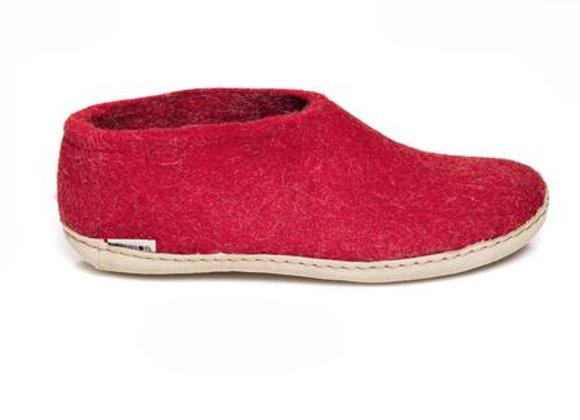 Glerups Shoe Red