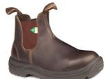 Blundstone  162 Work and Safety Boot Stout Brown