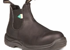 Blundstone 163 Work and Safety Boot Black