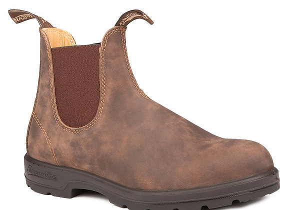 Blundstone 585 Leather Lined Classic Rustic Brown