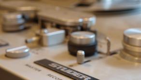 カッティング用の音源について