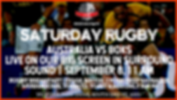 Eddie Macs_VP - Saturday Rugby - Boks vs