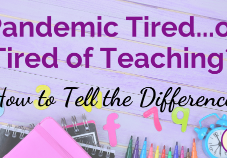 Is the Pandemic Enough to Make You Quit Teaching? Here's How to Tell.