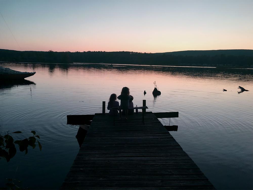 Lake Ariel