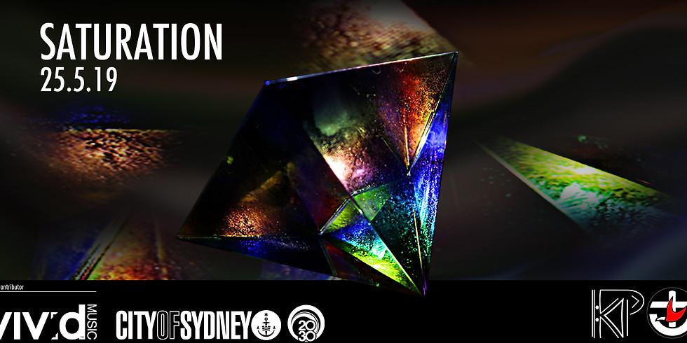 KP presents: Saturation