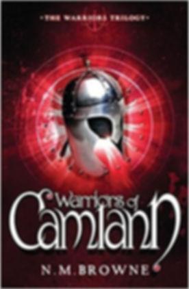 N M Browne Warriors of Camlann