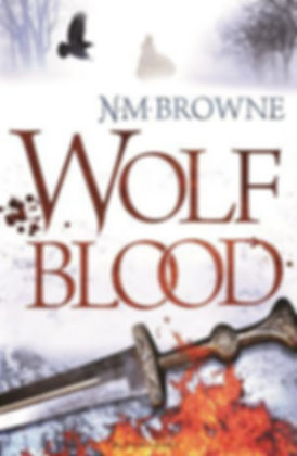 Wolf Blood N M Browne