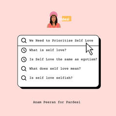 Why We Need to Prioritise Self Love