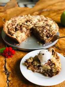 Easy Dutch Apple Pie