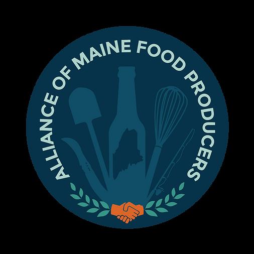 Alliance of Maine Food Producers Logo