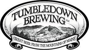 Tumbledown Brewing logo