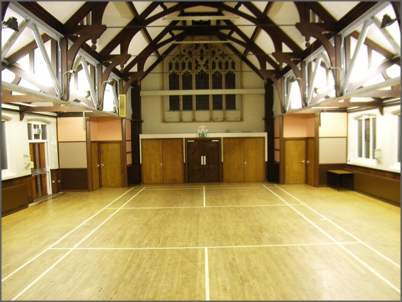 Main Hall - North London