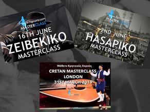 Zeibekiko, Hasapiko & Kritika! Which one will you choose? All of them?