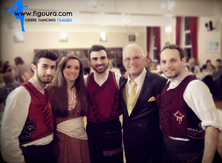 Authentic Cypriot dances for a Cypriot community.