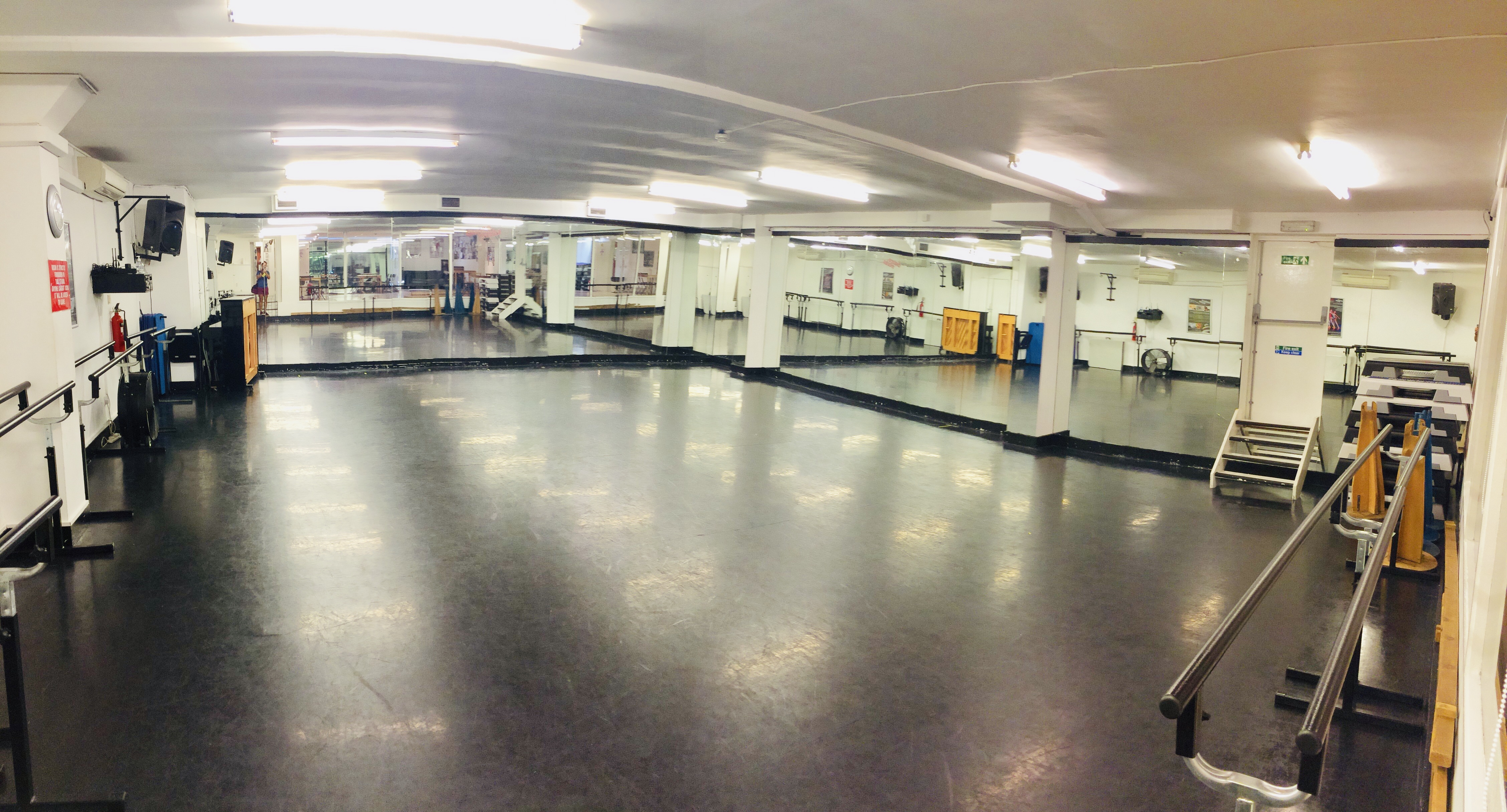 Studio 11 @ Danceworks