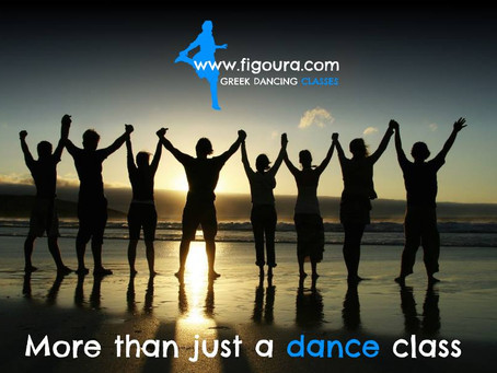 More than just a dance class...