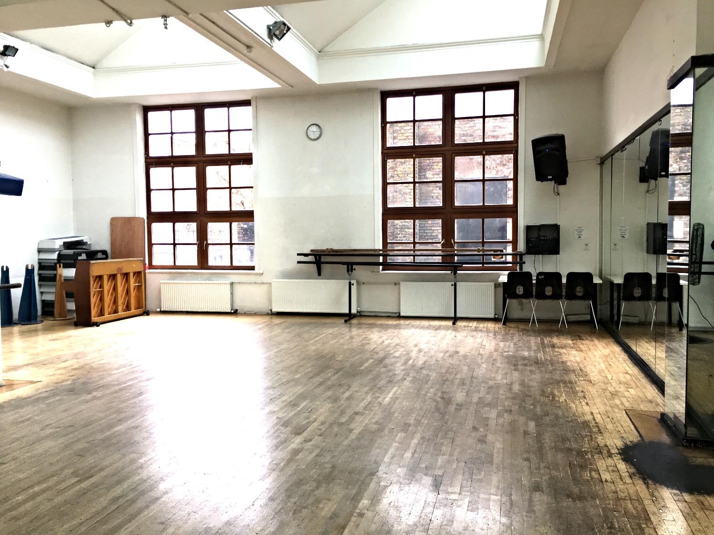 Danceworks Studio 1