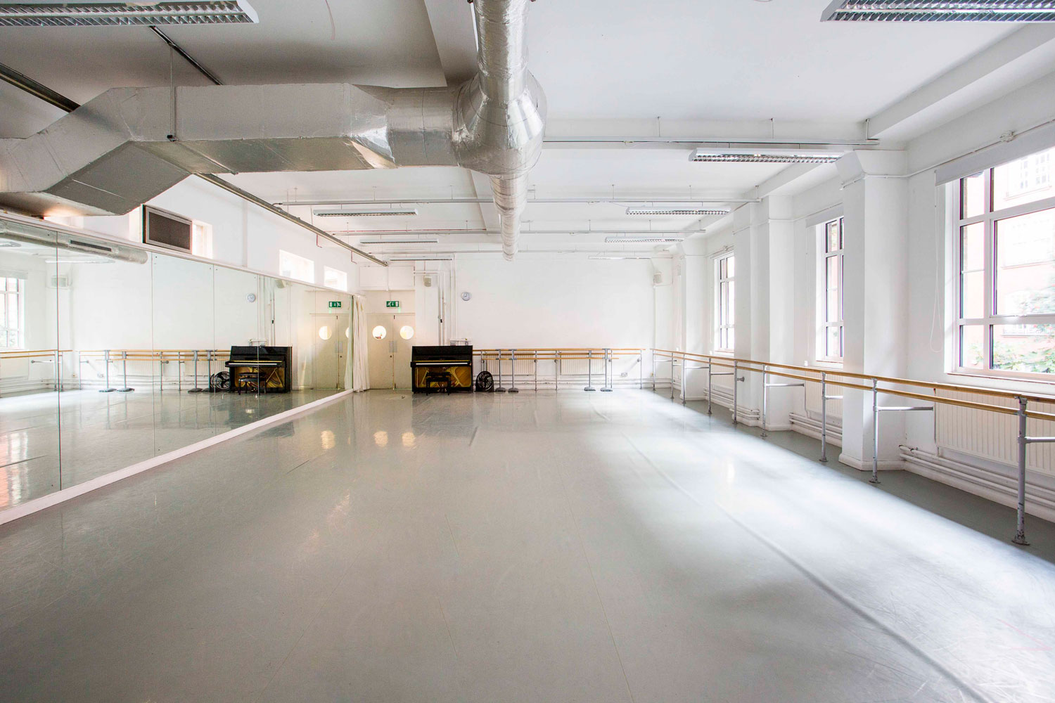 Studio 7 @The Place - central London