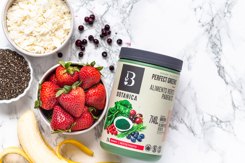 Perfect Greens - Berry