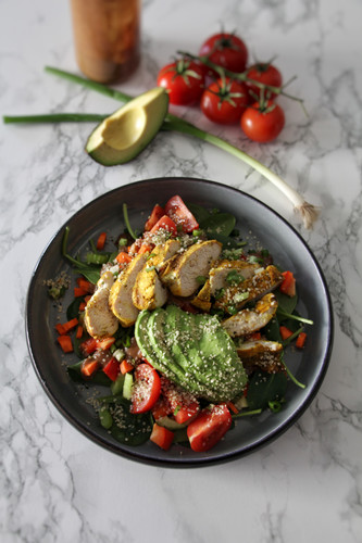 Hearty Salad Bowl
