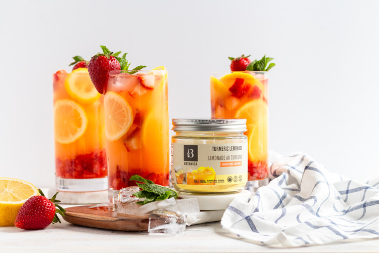 Turmeric Lemonade