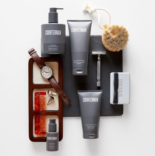 Beautycounter just launched Counterman, making 'clean beauty' sexy for the boys, too