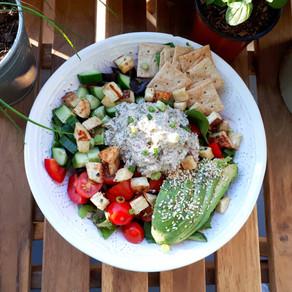 Best Ever Sardine Salad