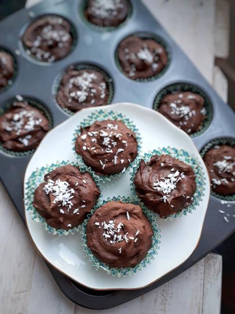 Two Bite Chocolate Cream Pies