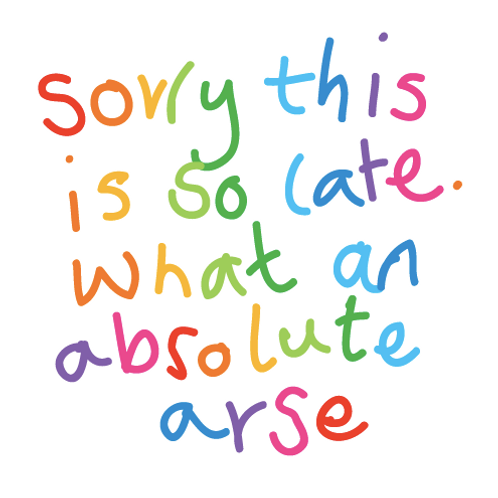 sorry arse