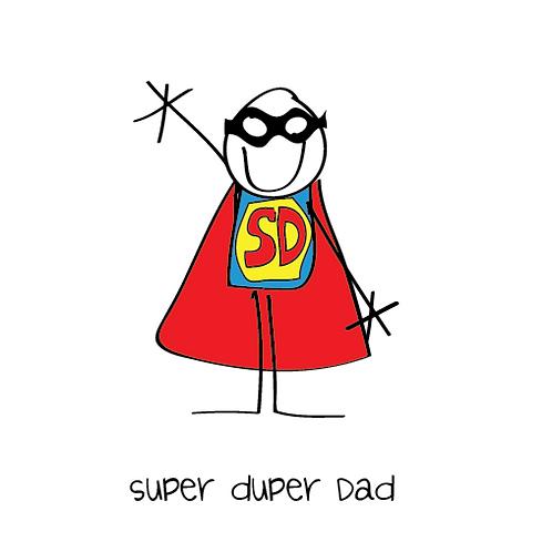 super duper dad