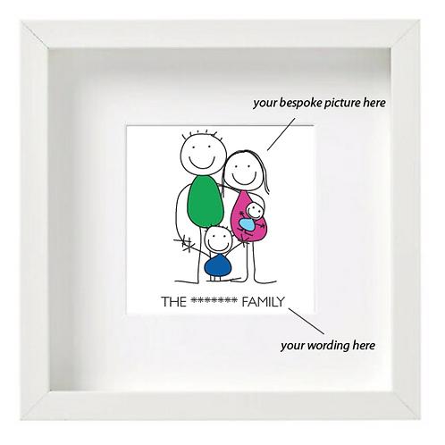 Bespoke family print