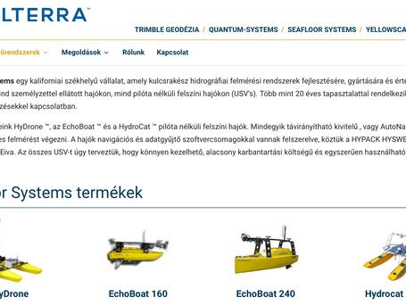 Welcome, AllTerra Hungary!