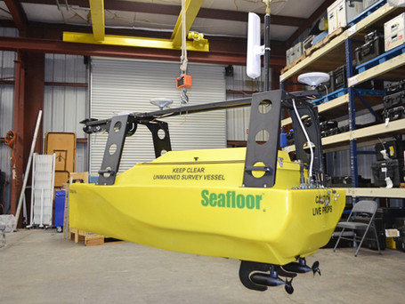 NOAA Upgrades ASV Fleet with EchoBoat-240