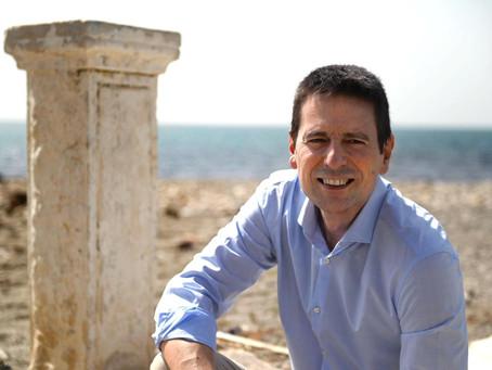 Entrevista a Antonio R. Rico en el diario Cinco Días