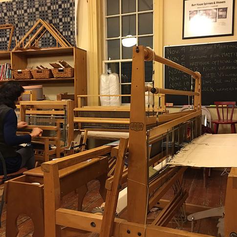 Burr House Weavers Guild