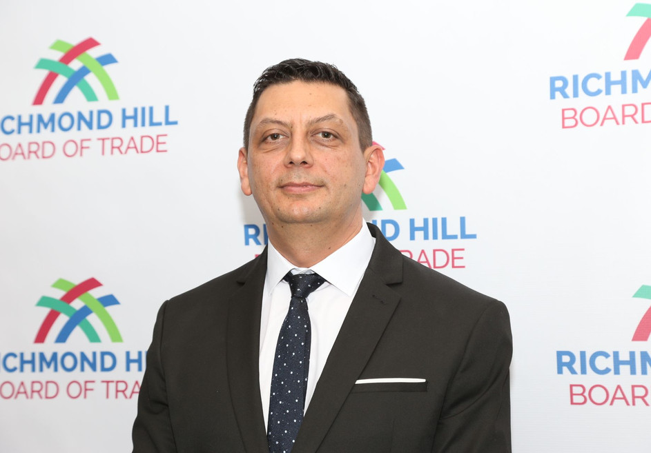 RICHMOND HILL BOARD OF TRADE Business Ac
