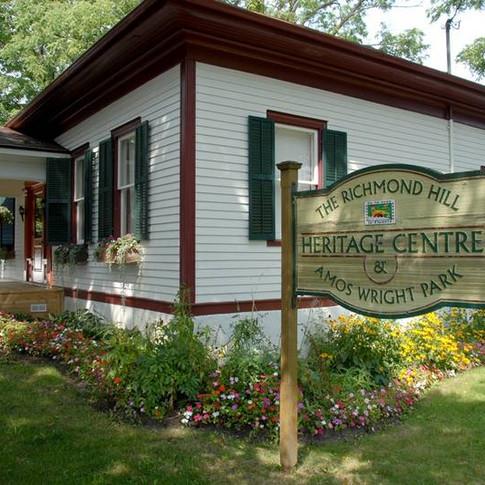 Richmond Hill Heritage Centre