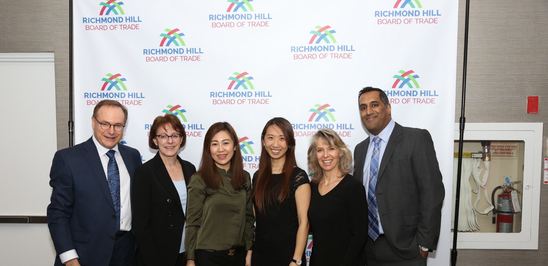 RICHMOND HILL BOARD OF TRADE Business Achievement Awards 2020
