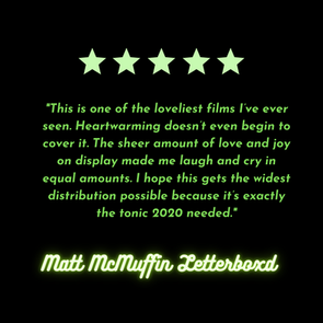 Alien On Stage Documentary - Letterboxed Five Star review
