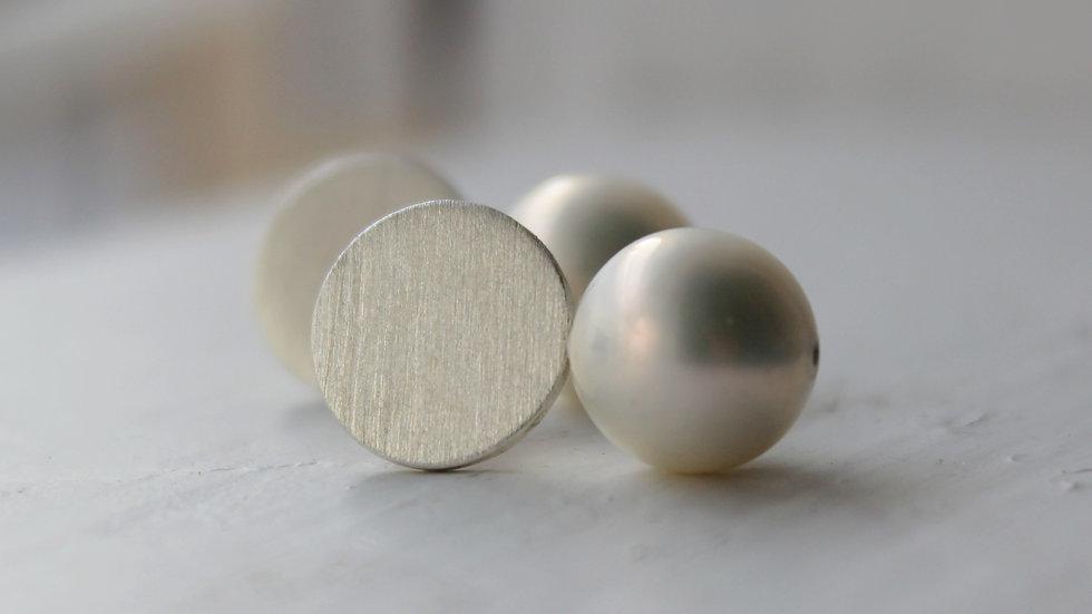 Perlenohrstecker