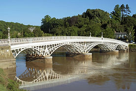 Chepstow - Bridge over the Wye