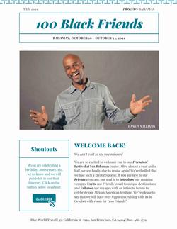 Bahamas Friends Newsletter