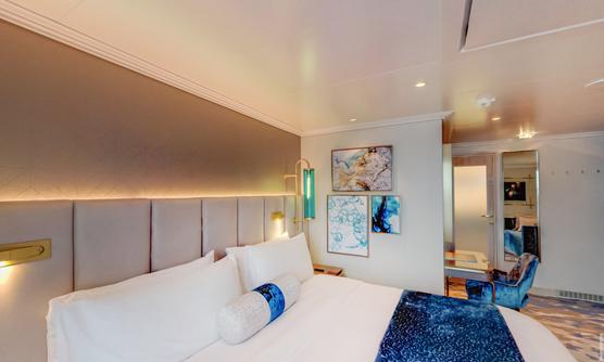 Seabreeze Penthouse with Verandah (SH) Bedroom