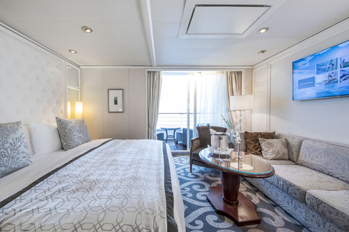 Penthouse with Verandah (PH) Bedroom